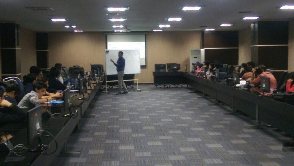 جلسه دوم کارگاه نوشتن طرح تجاری